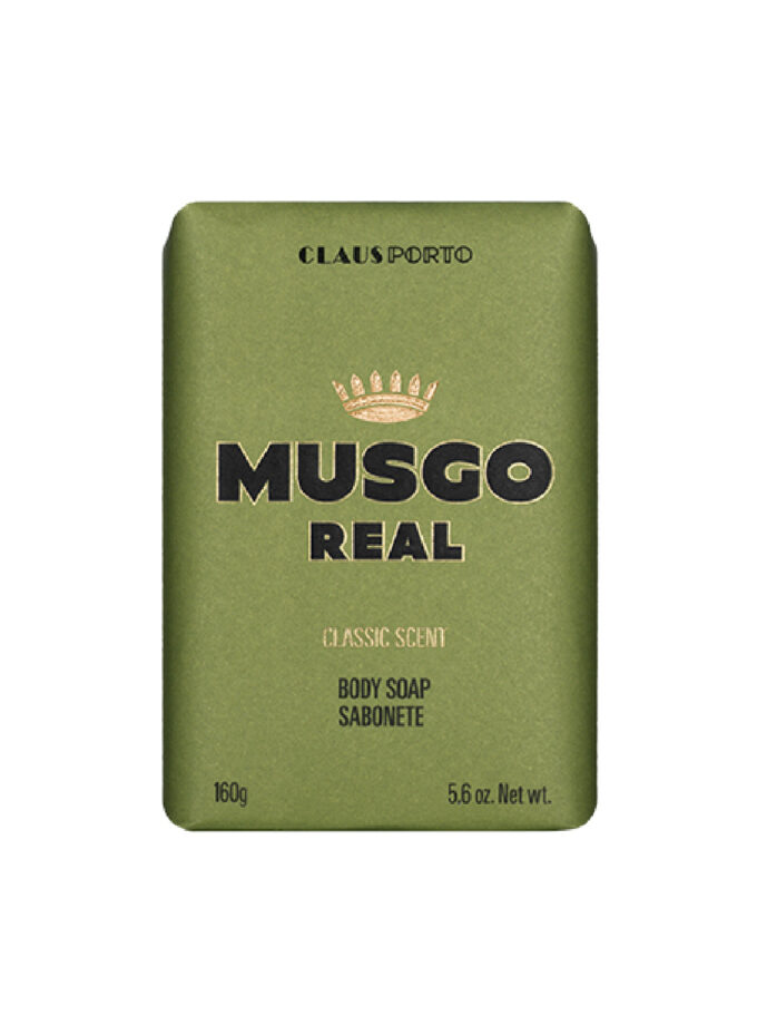 Musgo Real Sapone Classic Scent