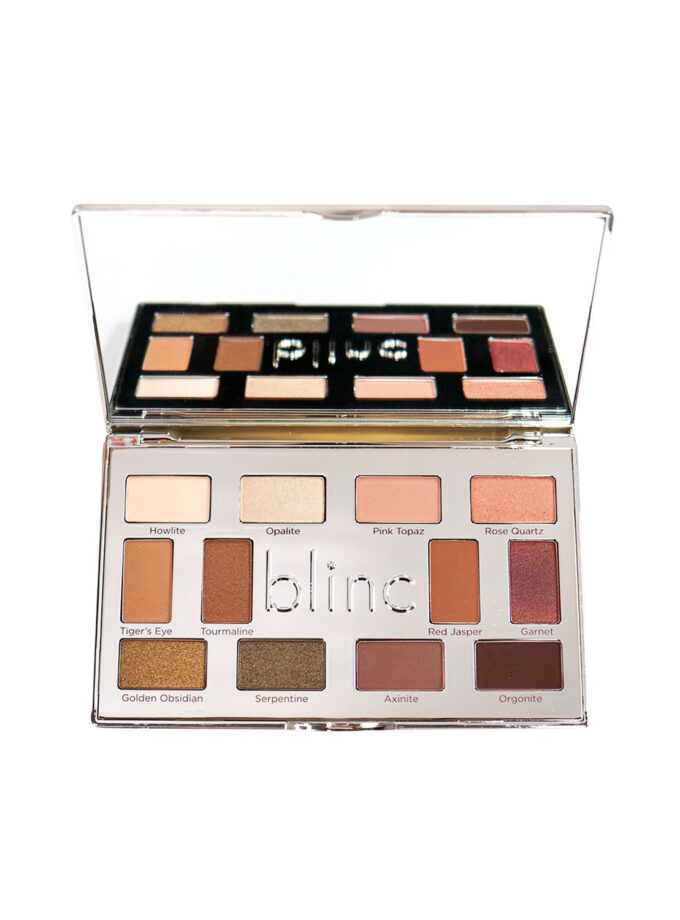 blinc rare gem eyeshadow open