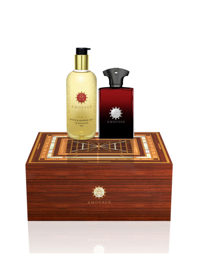 amouage lyric man coffret